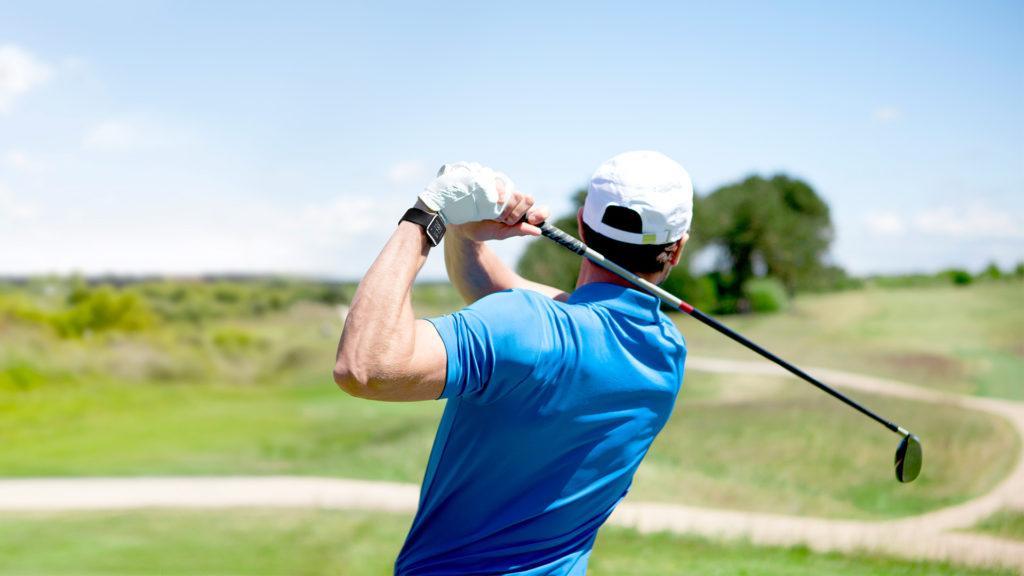 tomtom premium golfhorloge