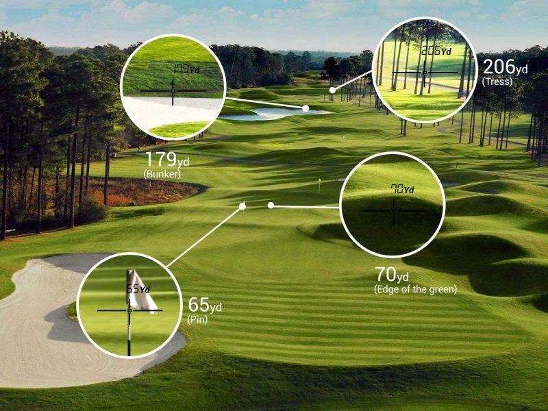 golfafstandsmeter 2018